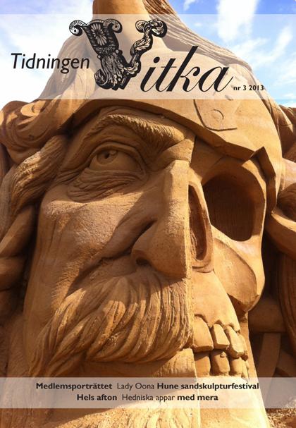 Tidningen Vitka nr 3 2013