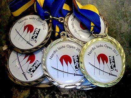 Nordic Iaido Open 2012