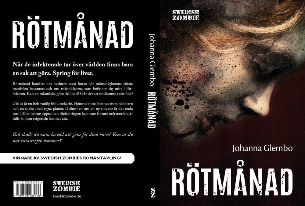 Omslag Rötmånad av Johanna Glembo