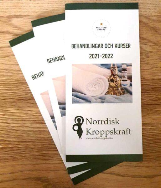 Folder för Norrdisk kroppskraft